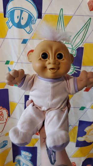 Russ Troll Kidz Baby Pookie Plush for Sale in Independence, OH