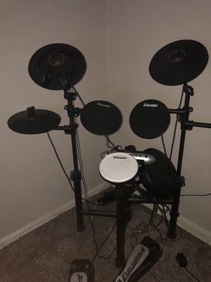 carlsbro c120's electric drum set for Sale in Philadelphia, PA