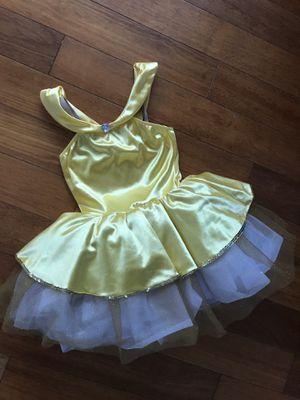 Sleeping beauty girl Halloween costume dress sz 5/6 - Carmel Valley for Sale in San Diego, CA
