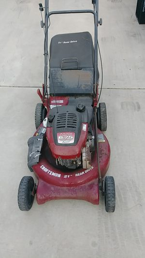 "Craftsman 21"" 6.75hp Rear Drive for Sale in San Diego, CA"