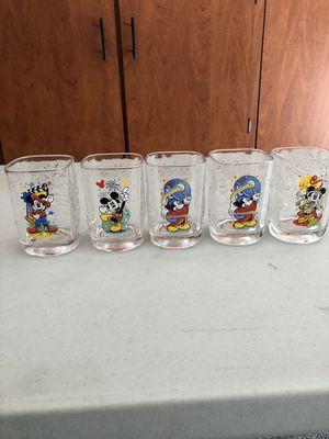 "McDonald's drinking glasses ""year-2000- Disney"" for Sale in Phoenix, AZ"