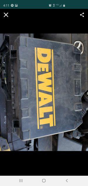 Used DeWalt mini drill case for Sale in Phoenix, AZ