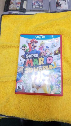 Nintendo Wii U for Sale in Germantown, MD