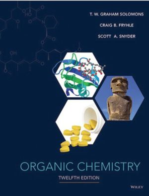 Organic Chemistry 12 edition [pdf/eBook] - $15 for Sale in Anaheim, CA