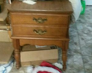 2 Drawer Tables (x2) for Sale in Amissville, VA