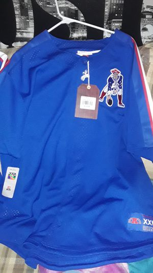 Patriots Jersey size XXL for Sale in Chelsea, MA
