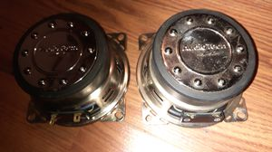 "Audio tech 4"" speakers 3way for Sale in Fairfield, CA"