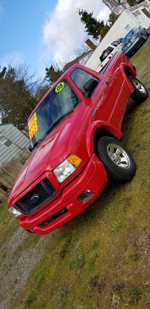2005 Ford ranger edge 4x4 for Sale in Seattle, WA