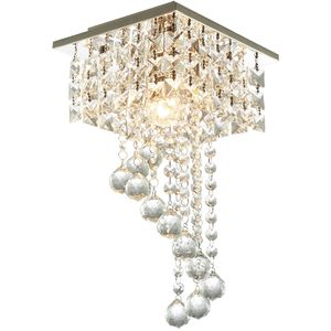 Crystal chandelier light for Sale in Bensenville, IL