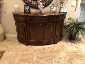 Console table with mirror for Sale in Brooklyn, NY