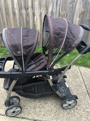 Double stroller for Sale in Lackawanna, NY