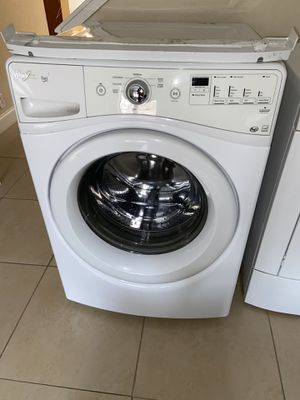 Whirlpool Front Loader Washer and Kenmore Dryer for Sale in Lakeland, FL