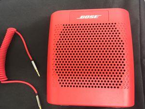 Bose Speaker, SoundLink Color II for Sale in West Hollywood, CA