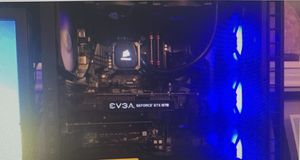 Custom gaming computer/desktop priced to sell VR READY for Sale in Dallas, TX
