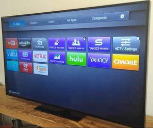 "SMART TV VIZIO 65"" LED "" SERIES D "" ULTRA SLIM FULL ARRAY HD 1080p (( Negotiable ))) for Sale in Phoenix, AZ"