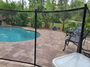 54' pool fence for Sale in Haines City, FL