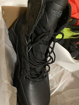 Steel Toe Work Boots for Sale in Greensboro, NC