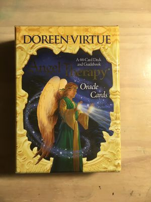 Angel Therapy Oracle Cards for Sale in Modesto, CA