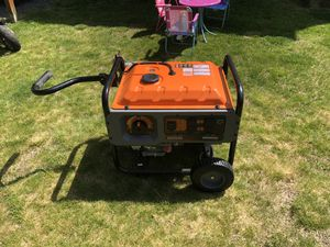 Generac rs5500 for Sale in Middleborough, MA
