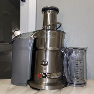 *NEW* Breville 800 JEXL Juicer Fountain Elite - Professional Juicing for Sale in Las Vegas, NV