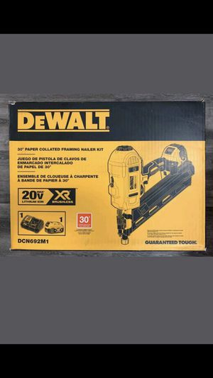 Dewalt Nail Gun for Sale in Manassas, VA