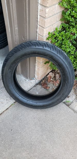 Motorcycle front tire 130/90-16 m/c for Sale in Wichita, KS