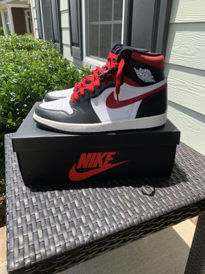 JORDAN 1 RETRO HIGH GYM RED for Sale in Nashville, TN