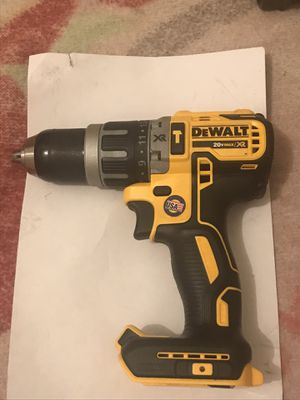 Dewalt 20v xr hammer drill brushless Nuevo $75 for Sale in Los Angeles, CA