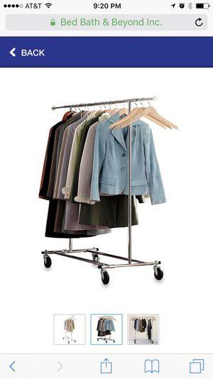 Commercial Grade Portable & Folding Adjustable Garment Rack for Sale in Orlando, FL
