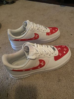airforces loui Vuitton custom for Sale in Houston, TX
