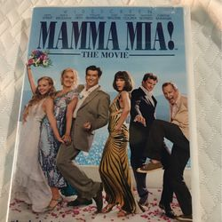 Mama Mia Dvd Movie for Sale in Milwaukie,  OR