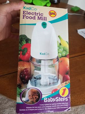 Baby food processor for Sale in Washington, DC