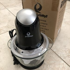 New Mini Food Processor 250W Meat Vegetable Cutter Chopper Quick Kitchen Tool for Sale in Riverside, CA