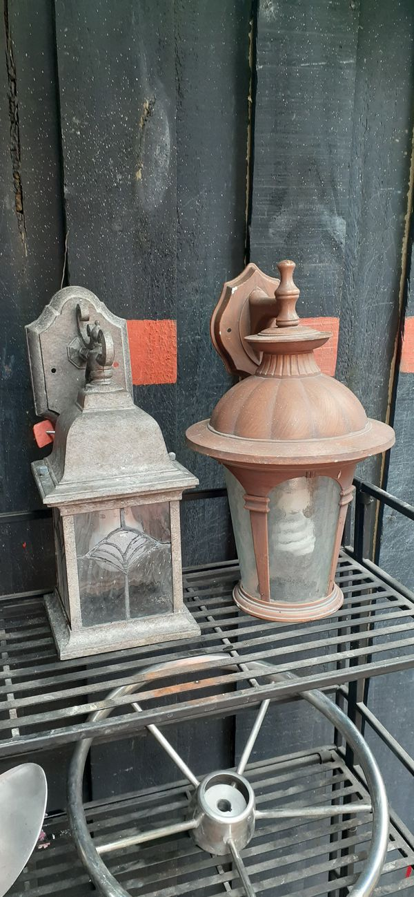 Lamps outdoor