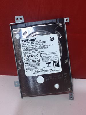 TOSHIBA CORPORATION MQ01ABF050 500GB Internal Laptop Disk Drive for Sale in Bloomfield, NJ