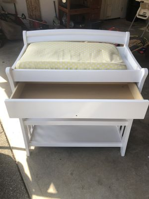Baby changing table for Sale in Monroe, WA