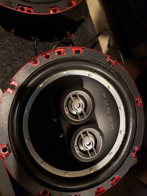 ROCKFORD FOSGATE PUNCH 6 1/2 DOOR SPEAKERS for Sale in Ontario, CA