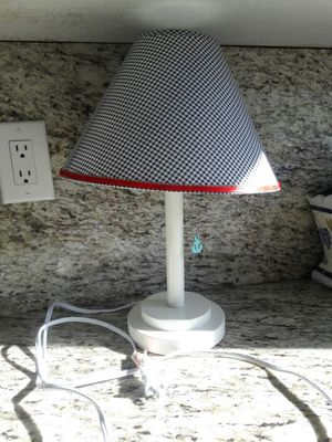 Lamp without shade for Sale in Stockton, CA