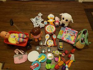 Huge lot of toys (Ashburn ,VA) for Sale in Ashburn, VA