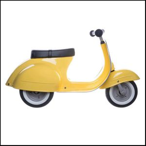 AMBOSSTOYS PRIMO Ride On Toy yellow / kids toy / *name your price* for Sale in Brooklyn, NY