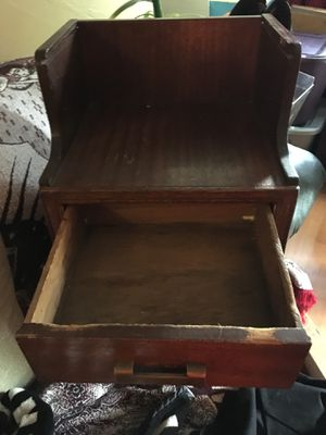 Antique side table for Sale in Murray, UT