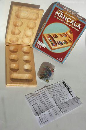 Mancala - Real Wood Folding Set for Sale in Las Vegas, NV