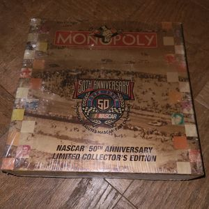 Monopoly 50th Anniversary Nascar for Sale in Winter Haven, FL