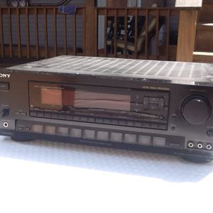 Sony STR-D1011 AM/FM Receiver/Amplifier - 235 Watts - 6 Channel - Remote Not Included for Sale in Chicago, IL