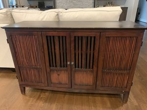 Pier One Sideboard Table for Sale in Raleigh, NC