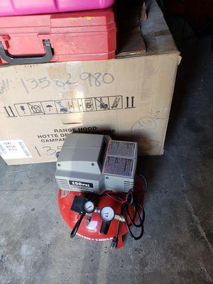 Excellent condition pancake compressor for Sale in Kailua, HI