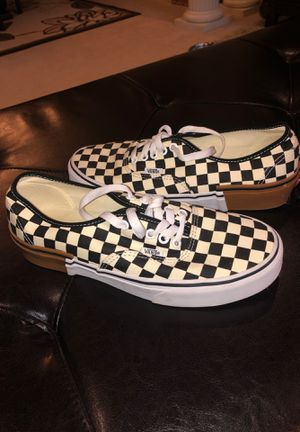 Vans Checkerboard for Sale in Enumclaw, WA