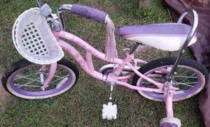 GIRLS BIKE 16inch for Sale in Denham Springs, LA