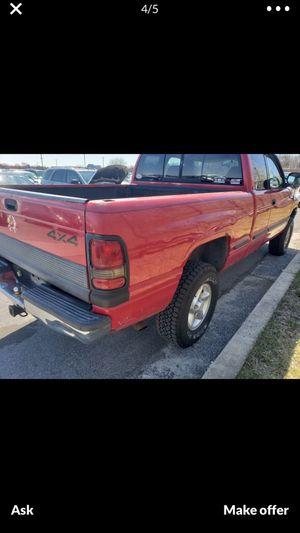 Dodge Ram 1500 4x4 for Sale in Hyattsville, MD