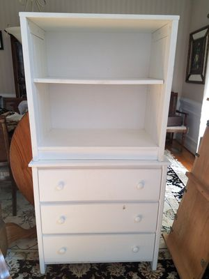 Cargo dresser with storage shelves for Sale in Chesterfield, VA